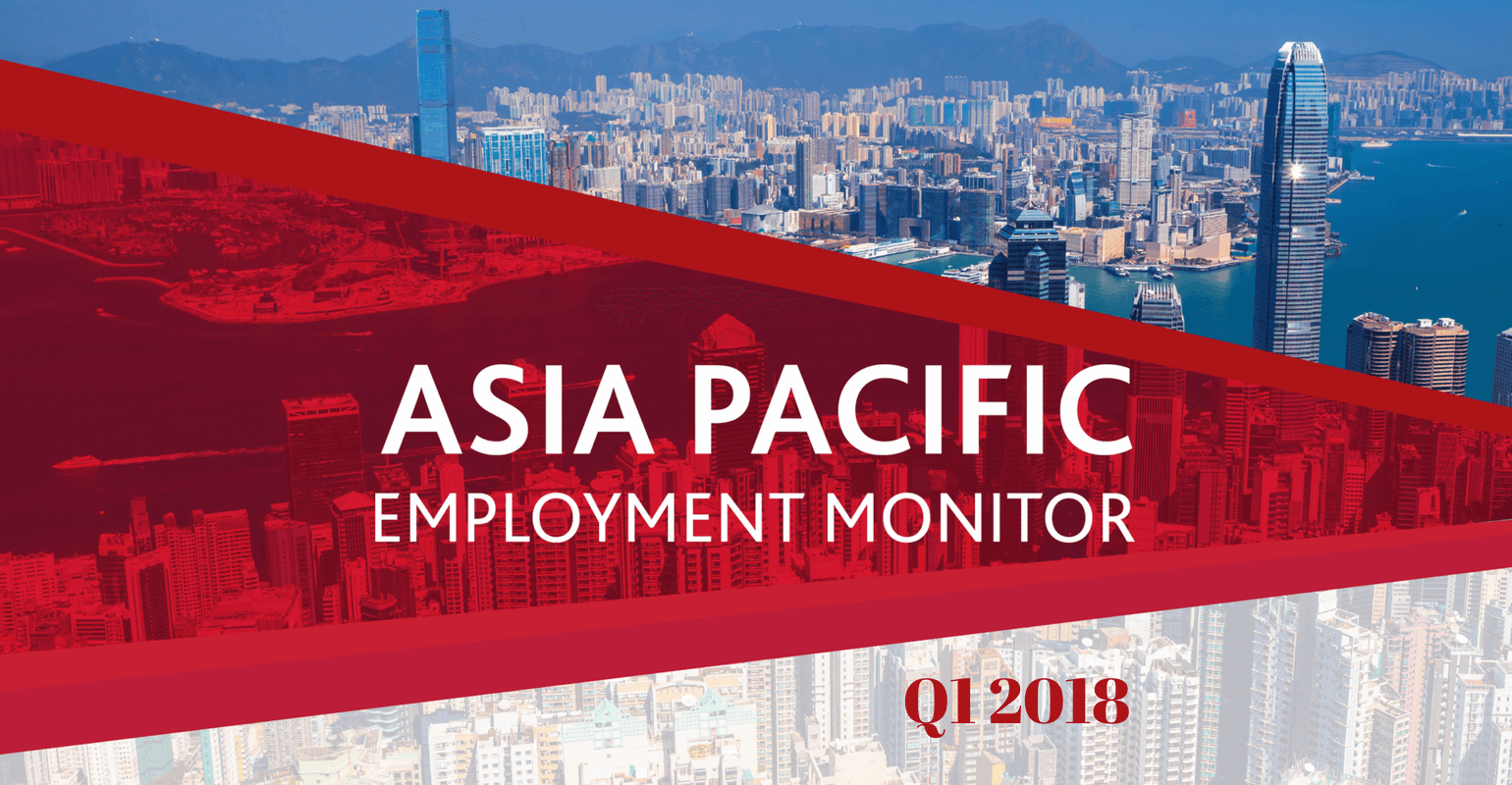 APAC Employment Monitor Q1