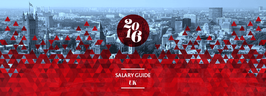 Advisory 2016 Salary Guide