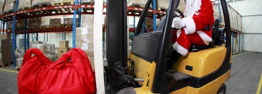 Santa's Supply Chain - the Secrets of Christmas Revealed!