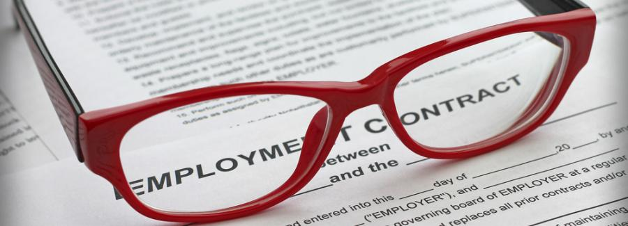 Employment Ccontract