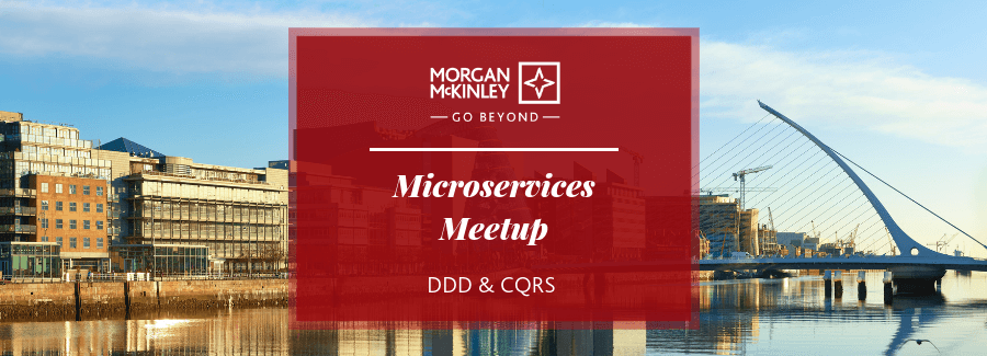 Microservices Meetup Series 2 – DDD & CQRS - Free Event