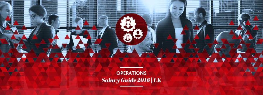 Operations 2016 Salary Guide