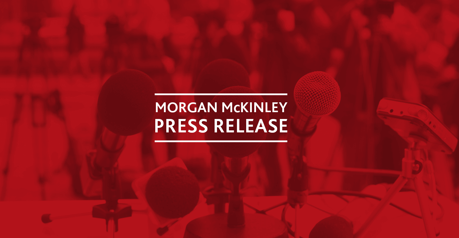 Morgan McKinley Press Release
