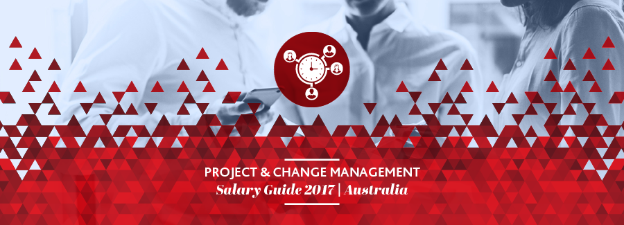 2017 roject & change management salary guide