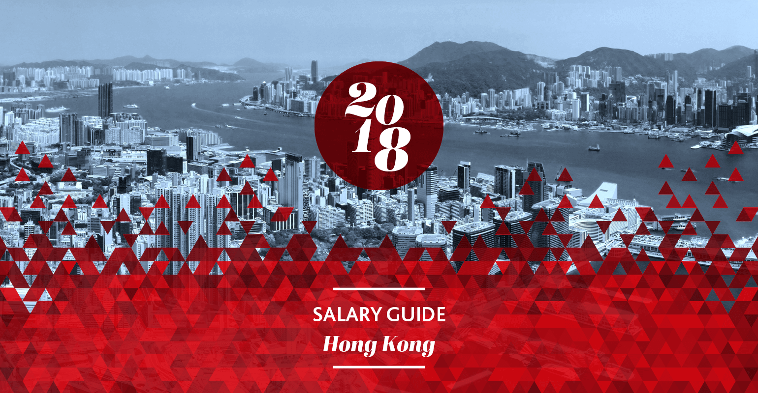 Hong Kong Salary Guide