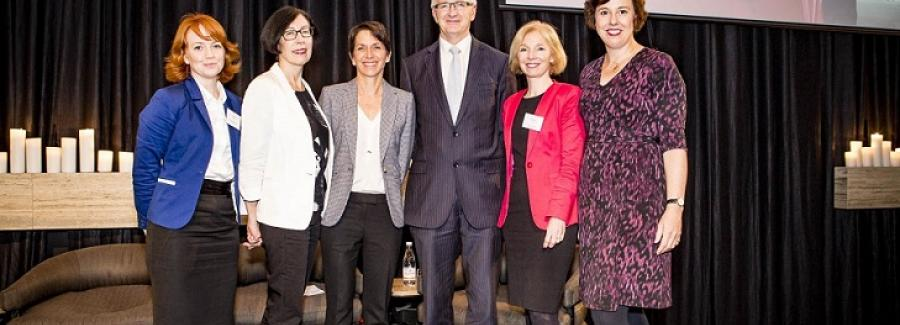 "Women in Leadership: ""Equity – Not Equality"" - When Gender Balance Pays Off"
