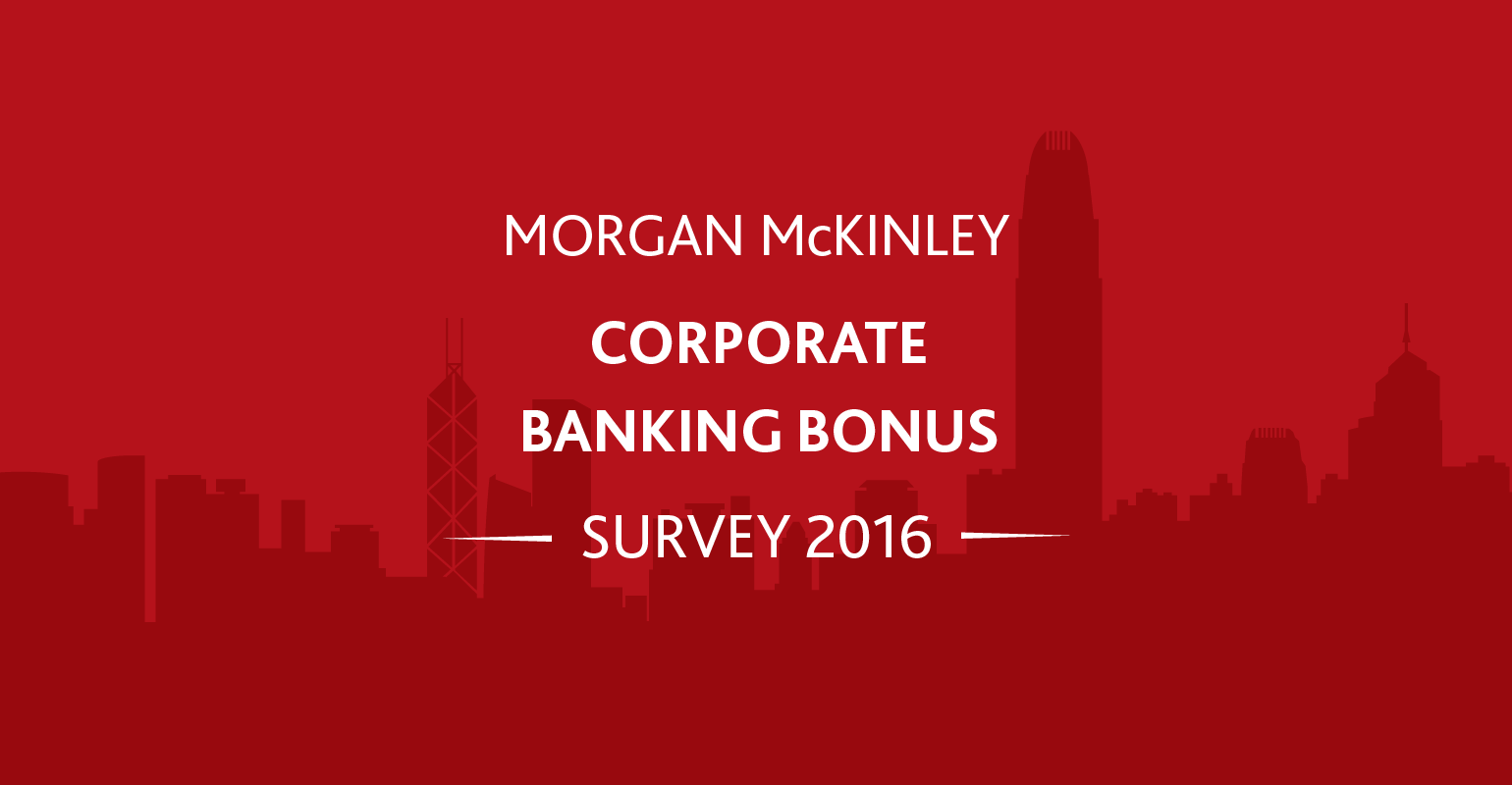 Corporate Banking Bonus Survey