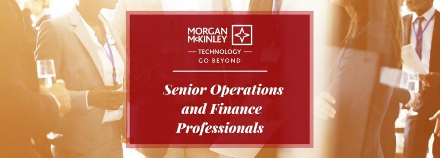 Senior Operations and Finance Professionals