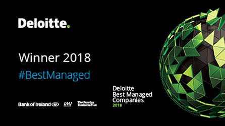 Deloitte winner 2018