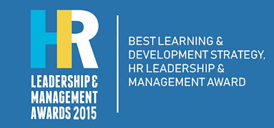HR Leadership Management Award 2015