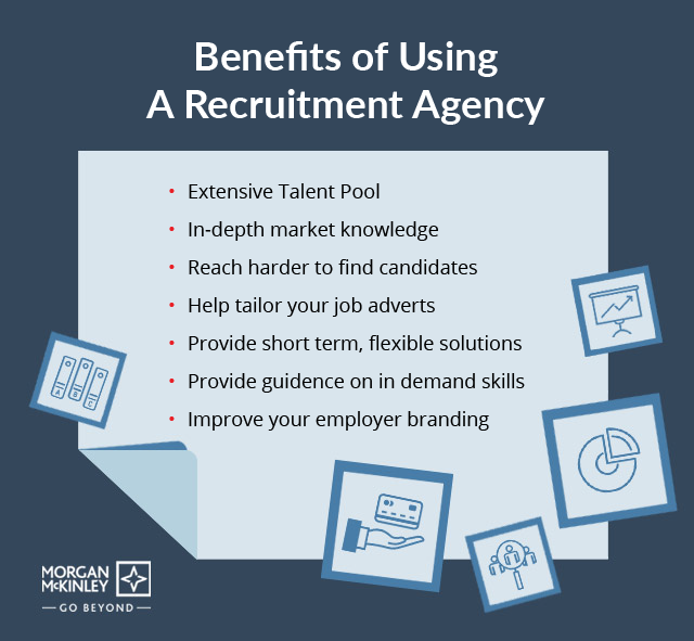 The benefits of using a recruitment agency