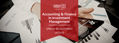 A&F Investment Management Spring Recruitment Update