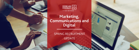 Marketing, Communications and Digital Spring Market Update