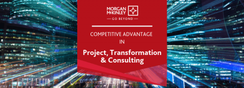 How to stand out from the competition in Project, Transformation & Consulting during the summer months..