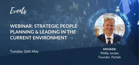 Webinar: Strategic People Planning & Leading in the Current Environment