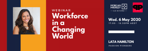 On Demand Webinar: Workforce in a Changing World