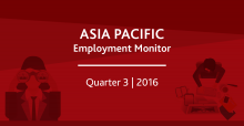 APAC Employment Monitor